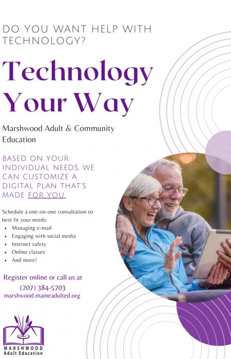 Senior Digital Literacy